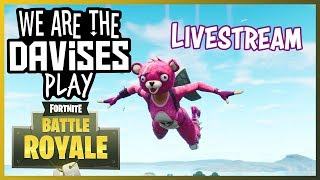 Solos and Chill!! | Fortnite Live Stream