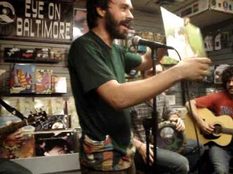 mewithoutyou- o' porcupine Video