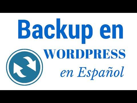 Hacer Backup En Wordpress Y Migrar Una Web Con Los Plugins Backwpup Y BackupBuddy