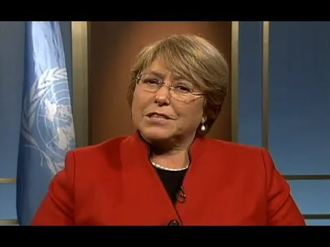 International Women's Day 2012 - Message from UN Women Executive Director Michelle Bachelet