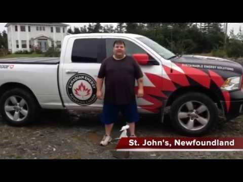 Chad Warren Ice Bucket Challenge, St. John's, Newfoundland