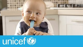 Dear baby… Life advice for your first 1,000 days | UNICEF