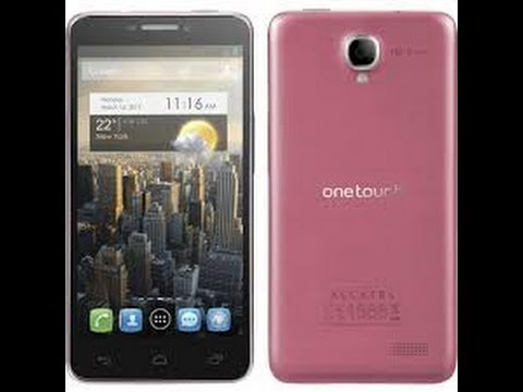 REVIEW : Smartphone Alcatel One Touch Idol 6030N Pink