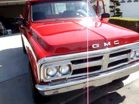 0 69 gmc truck FOR SALE