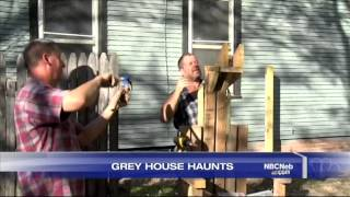 Grey House Haunts Opens New Haunted Manor in Holdrege / October 26, 2014