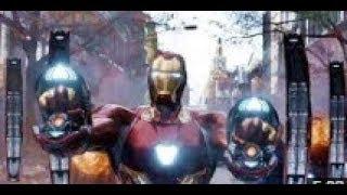 avenger infinity war - New York Battle Scene | Black Order vs Avengers Movie