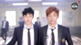 [BANGTAN BOMB] BTS run way ! (95z cam #2)