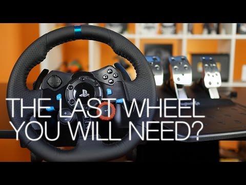 Logitech G29 Racing Wheel Review