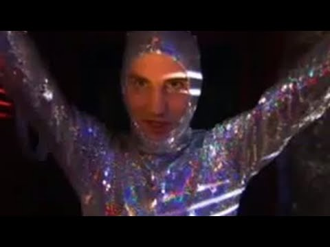 The mirror ball suit - The Mighty Boosh - BBC comedy