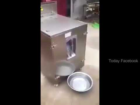 Fish Cleaning Machine - Today Facebook