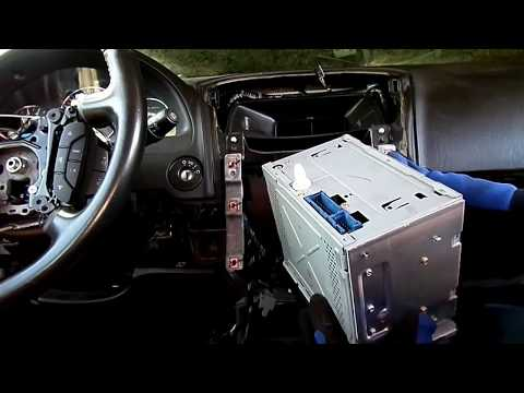 Chevrolet Malibu Radio Removal