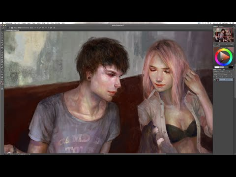 PS Speedpaint : Memories