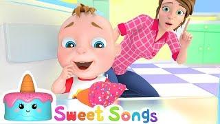 Food Song for Children | Sweet Songs - Nursery Rhymes