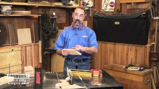 INCRA Tuning Your Miter Gauge by WWGOA