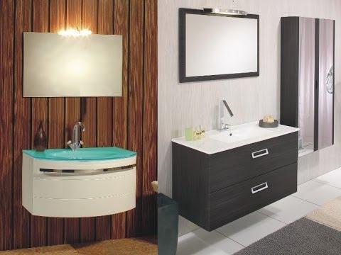 Bagno Italia Mobili moderni e arte povera completi di Lavabo e specchio Arredo bagno new