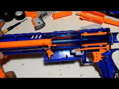 Orange Mod Works Raider Cs 35 Massacre Kit Nerf Socom