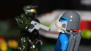 download lagu Lego Halo Vs Star Wars 2: The Flood gratis