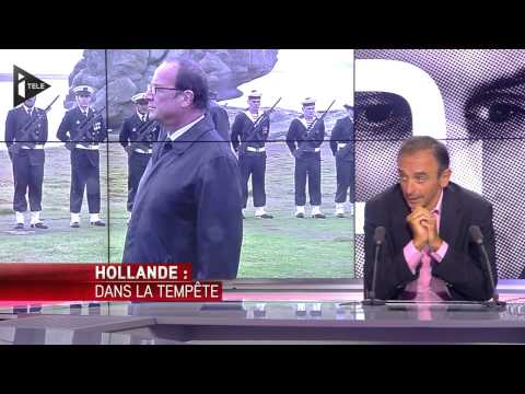 François Hollande dans la tempête (1/7)