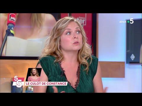 Le culot de Constance ! - C à Vous - 03/09/2018