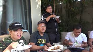 Manny Pacquiao Home In LA Days Before Thurman Fight EsNews Boxing