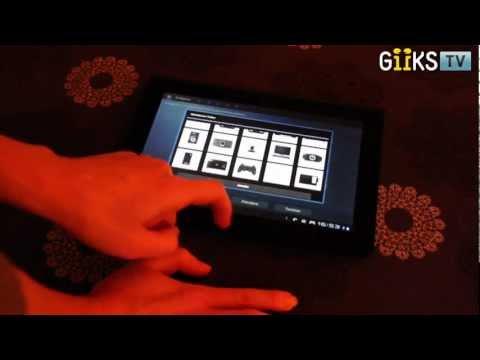 Nokia N95, Sony Tablet S, appli Van Gogh's Dream : Giiks TV avec Bouygues ...
