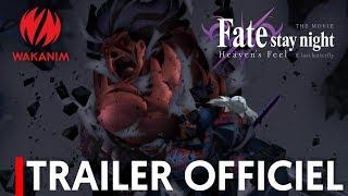 Fate/Stay Night: [Heaven's Feel] II. Lost Butterfly - Bande Annonce VOST