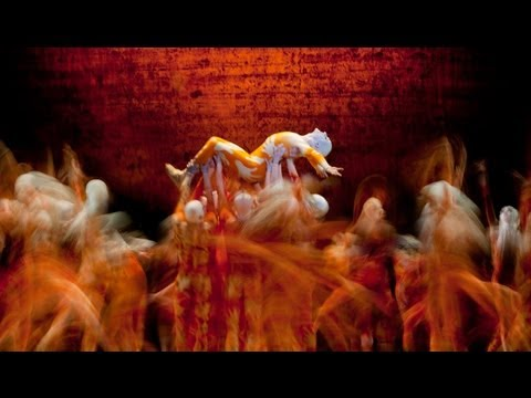 Monica Mason on The Rite of Spring (The Royal Ballet)