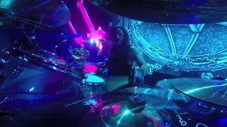 SLAYER Paul Bostaph - Altar Of Sacrifice (Drum-Cam Footage 2014)