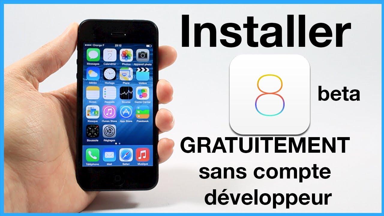 ios 7 gratuit ipod