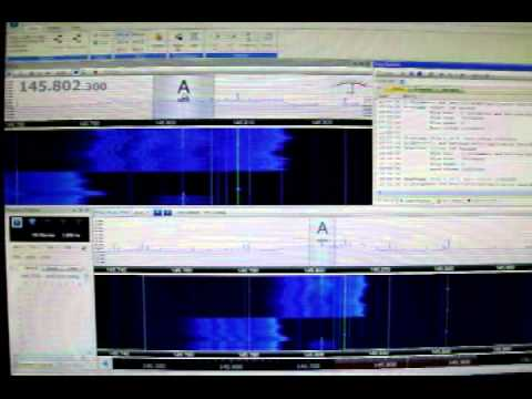 ARISS School Contact 07-Jan-2013 - FUNCube Dongle PRO+ & SDR-Radio V2 Preview