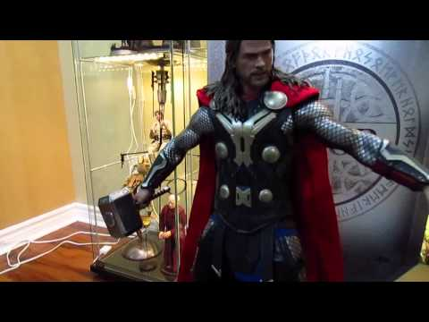 Hot Toys Thor The Dark World MMS 224 Figure Review
