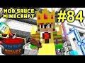 Minecraft Mod Sauce Ep. 84 - Getting Organized !!! ( HermitCraft Modded Minecraft )