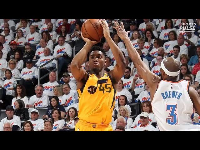 NBA Playoffs: Jazz even series, Rockets continue dominance