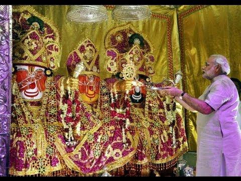 Lord Jagannath's Rath Yatra Mangal Aarti [ LIVE ]