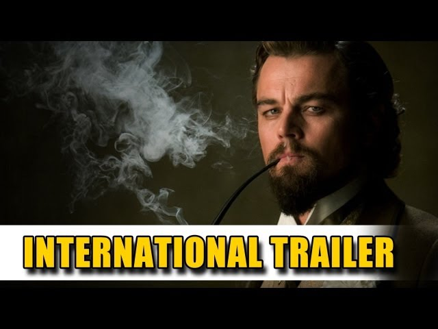 Django Unchained International Trailer #2 (2012)