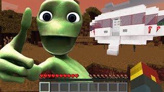 I Found DAME TU COSITA in Minecraft *CRASHED*