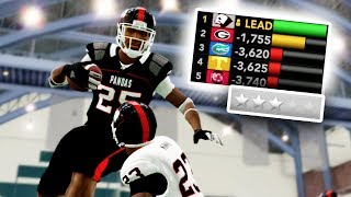 First recruit in school history | NCAA 14 Team Builder Dynasty Ep. 6