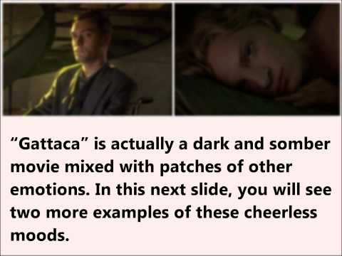 The Significance Of Color In Gattaca