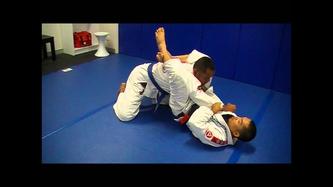Gracie Triangle Choke Technique Triangle Choke