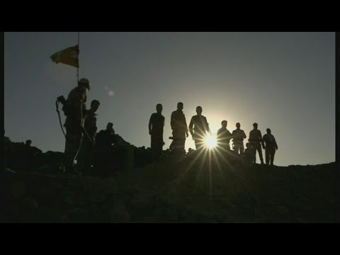 On the frontline as IS and Kurds fight in Iraq | Channel 4 News