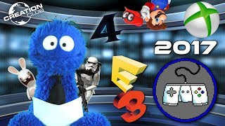 E3 2017's Top Stories │ THE GAMER'S BRIEF