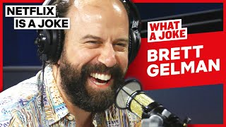 Brett Gelman From Stranger Things Doesn't Really Speak Russian | What A Joke | Netflix Is A Joke
