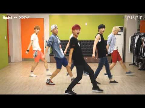 VIXX 'G.R.8.U' mirrored Dance Practice