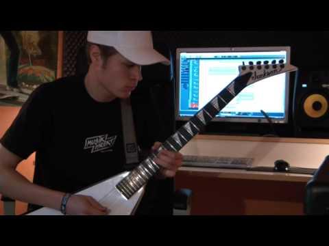 Dimebag Darrell Tribute - Guitar Solo