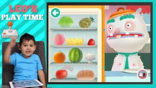 TOCA KITCHEN 2 FUN COOKING GAME FOR KIDS