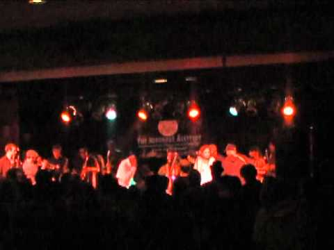 The Nephrok! Allstars/Dumpstaphunk - (Part 1) DeepAllstarPhunk Jam 11/26/11 @ RRR 1.5