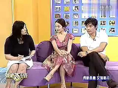 Lee Byung-hun and Song Hye-kyo interview for