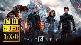 🎥 FANTASTIC FOUR (2015) | Full Movie Trailer in Full HD | 1080p