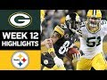 Packers vs. Steelers | NFL Week 12 Game Highlights MP3
