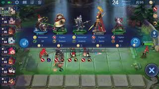 Magic Chess: Bang Bang #1 Gameplay - NgDinhNha